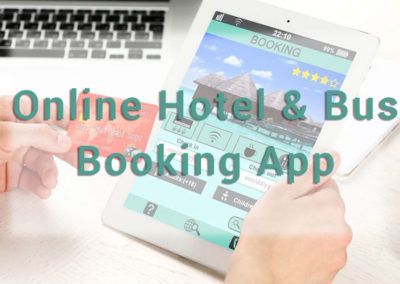 The Booking App