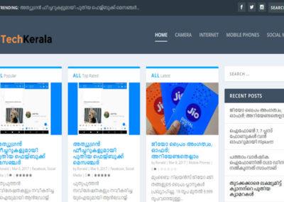 Techkerala Portal